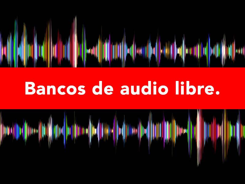 audios libres de derechos